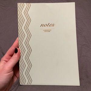 BNWOT - Cambridge Notebook/Journal